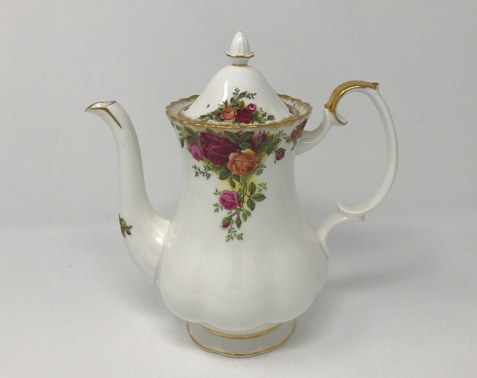 Royal Albert Old Country Roses Big coffee maker