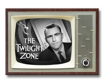 Twilight Zone Magnet Set