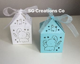 Baby Favor Boxes