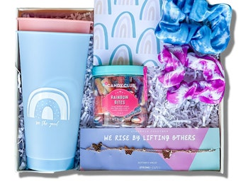 Radiate Happiness Gift Box for Girls | Personalized Gift Box for Tween Girl | Birthday Care Package