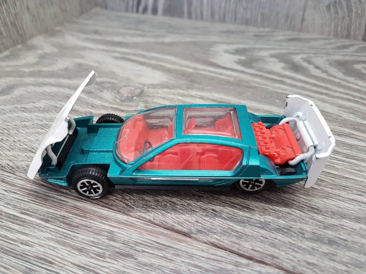 Lamborghini Marzal Lamborghini Car Dinky Toys Dinky Car Etsy