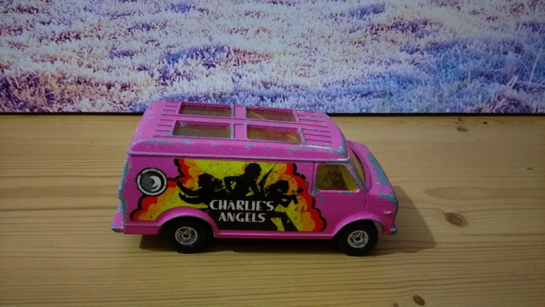 Charlie's Angels Car, Chevrolet cars, Charlies Angels toys, collectibles  cars, Old cars, Retro cars, 1970 toys, old toys