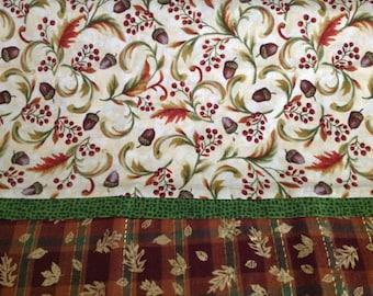 Autumn pillowcase