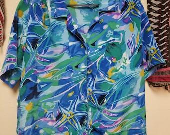 Vintage Colorful Shirt