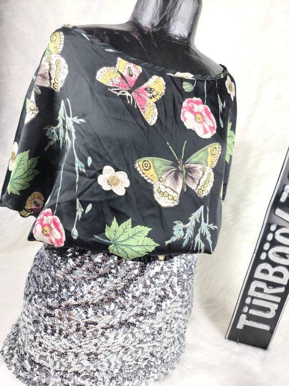 Ladies Butterfly Shirt, Ladies Moth Shirt, Boho Sh