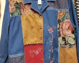 Vintage Denim Koret Jacket