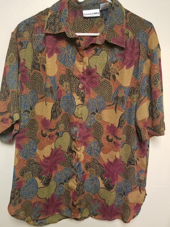 Vintage Super Funky Dress Shirt - image 2