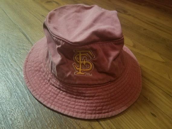 Retro FSU Bucket Hat  2439204ce82