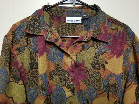 Vintage Super Funky Dress Shirt