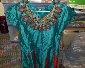Vintage Costume Dress Size 34