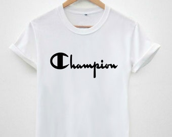 53deea1f Champion celebrity fashion rihanna wasted youth dope unisex tee t-shirt tops