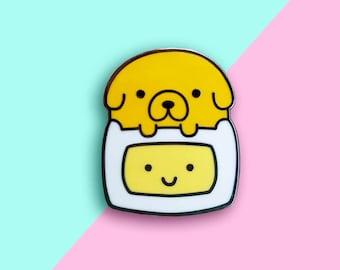 Adventure Time - Kawaii Finn and Jake Best Friends Pin