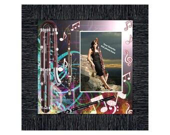 Bassoon Marching Band, Bassoon Gifts 10X10 3503