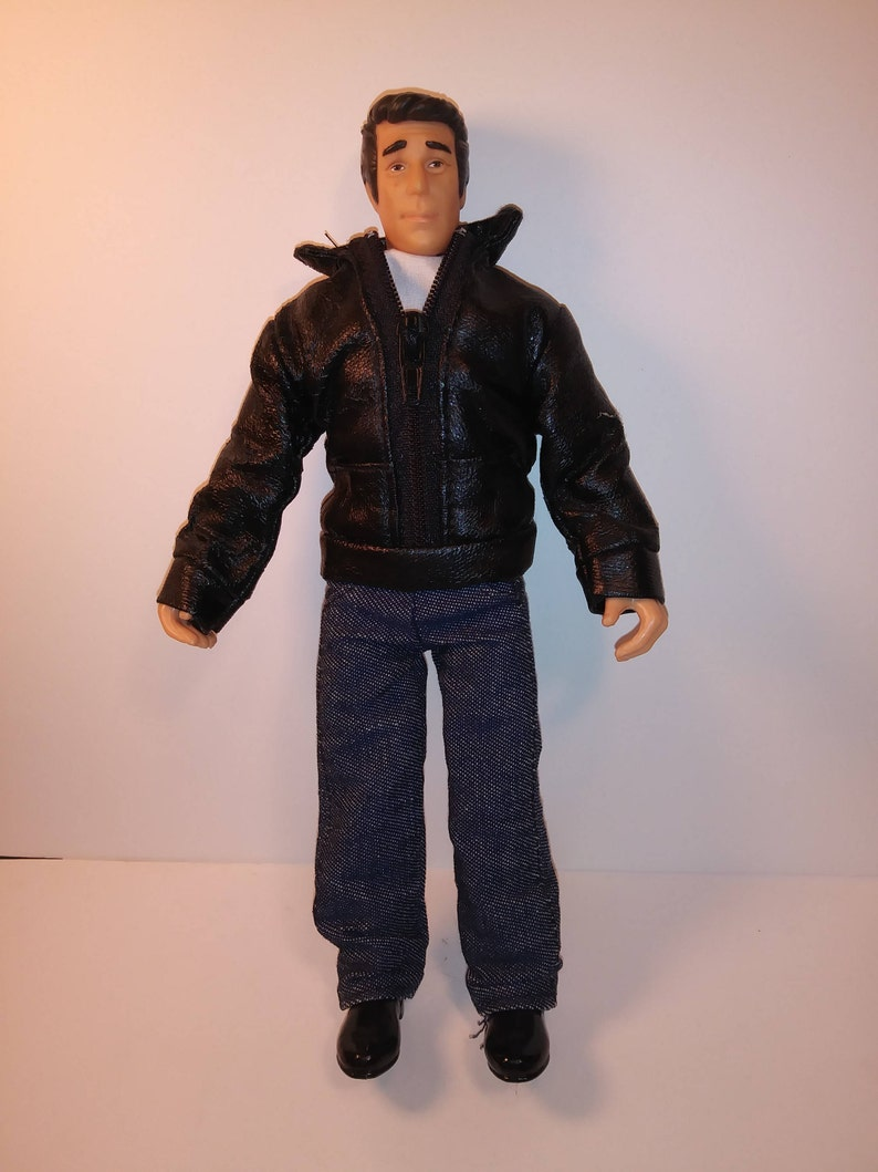 Doll Exclusive Toy Products Target Limited Edition Happy Days Arthur Fonzarelli Figure