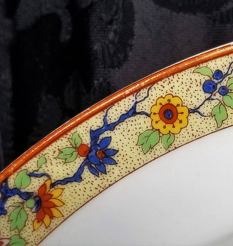 Antique Dinner Plate Chantilly by Haviland /& CO