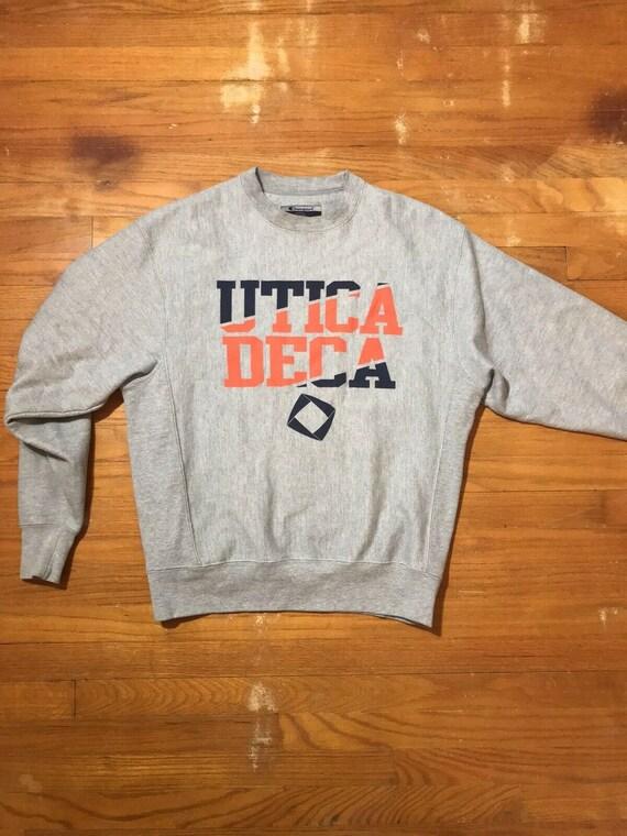 Utica Deca Business Champion Premium Reverse Weave