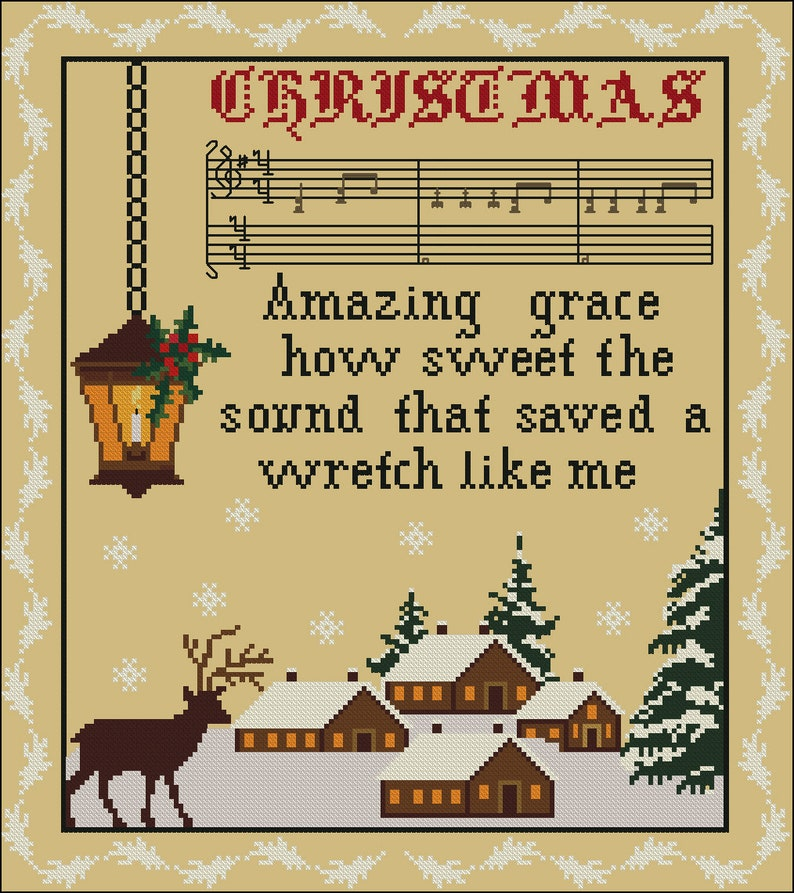 Amazing Grace Sound of Christmas Series
