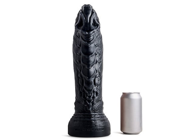 MATURE ITEM: Mr. Hankey's Toys - The World's Best Dildos - Dragon - XXXL