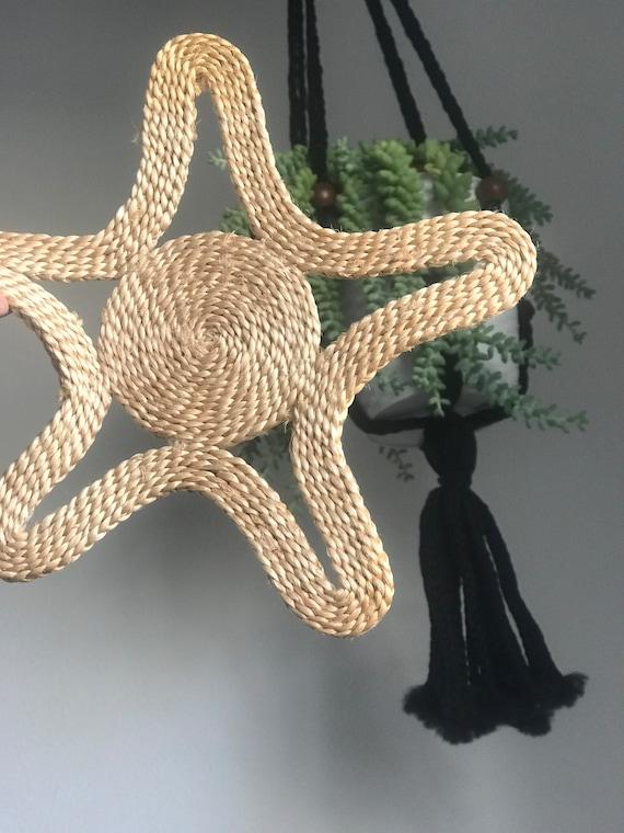small woven wall hanging woven tray decorative woven wall.htm star jute wall hanging trivet 9 natural woven jute etsy  star jute wall hanging trivet 9 natural