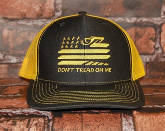 eb11a686d Don't tread on me hat | Etsy