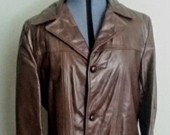 97b97867d19 PENNEY S TOWNCRAFT vintage leather