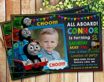 Thomas and friends Etsy