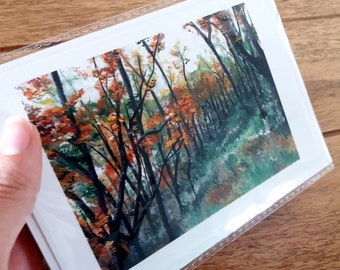 Honey Forest cards