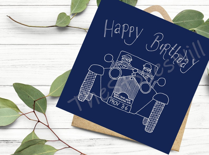 Prov 36 Birthday Card Christian Cards For Him