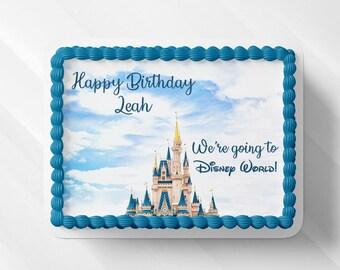 Theme Disney S Frozen Cakes Cookies Frozen Birthday Party