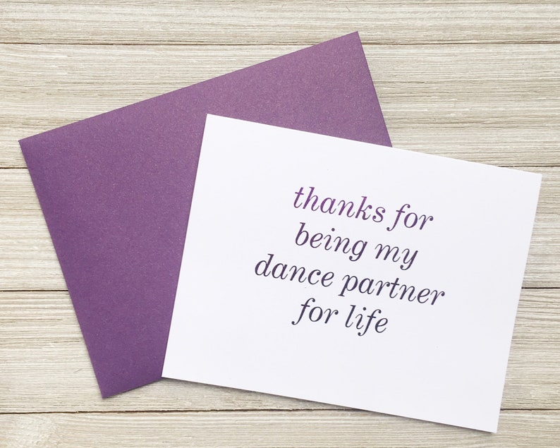 Fun Anniversary Card for Husband or Wife  Thanks for Being My image 0