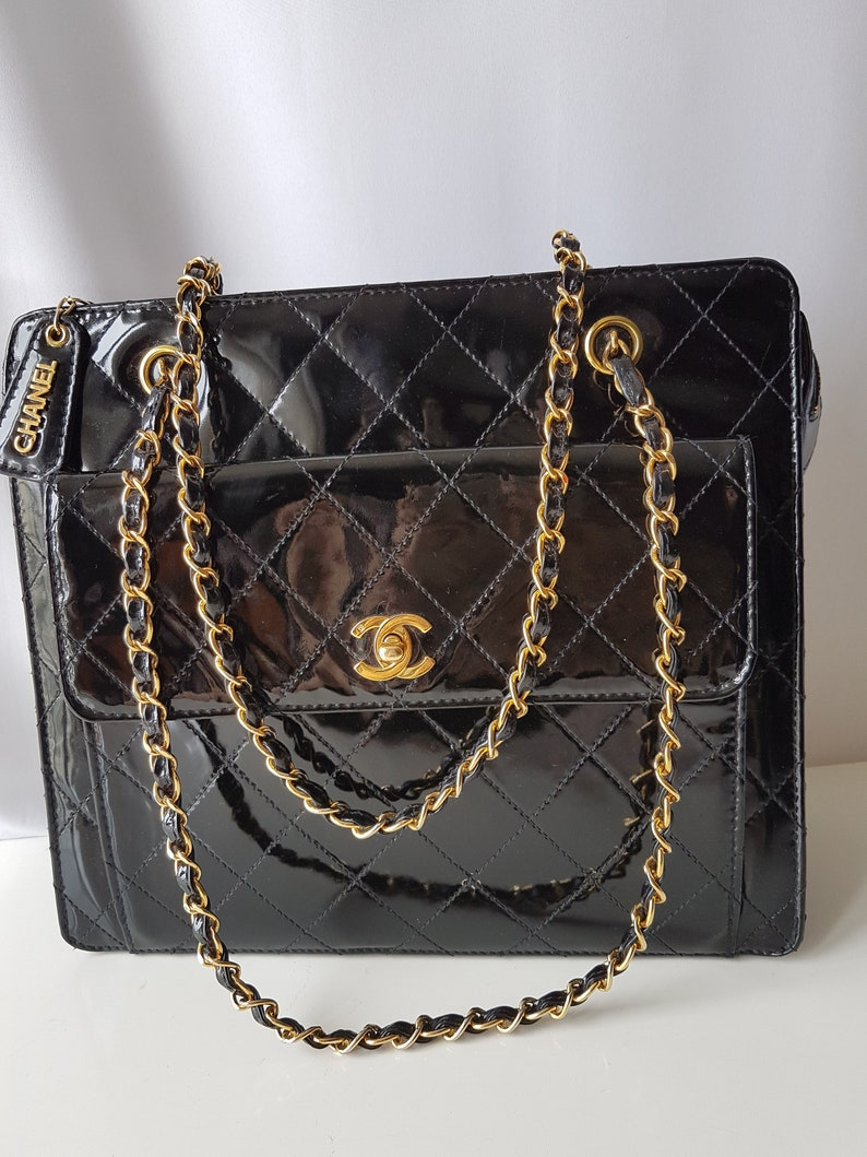 f68a38f0a850 Chanel bag vintage Chanel authentic Chanel Chanel purse