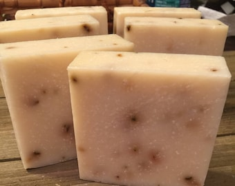 Spearmint Soap- All Natural Soap, Handmade Soap, Homemade Soap, Handcrafted Soap