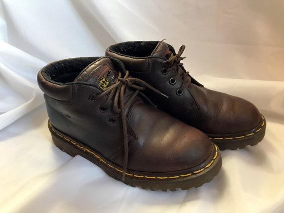 Vintage Dr. Marten Boots / Brown Dr. Marten Boots