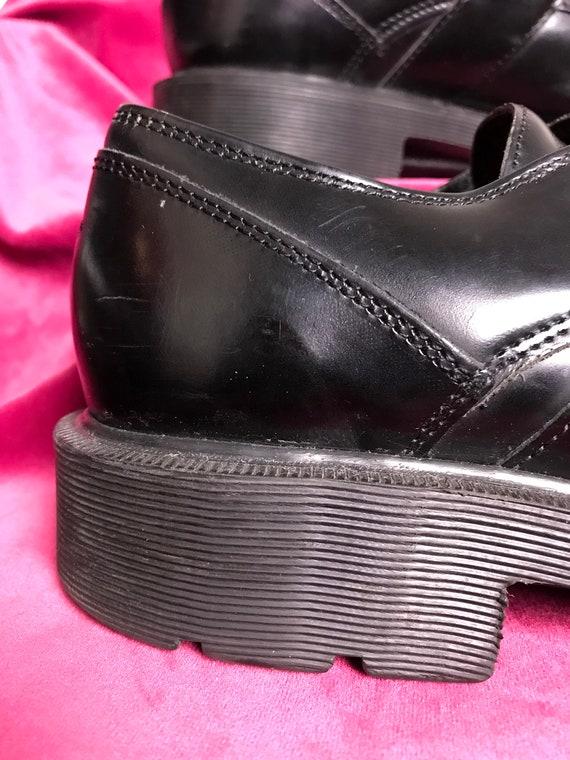 Vintage Dr. Martens / Black Dr. Martens / Square … - image 3