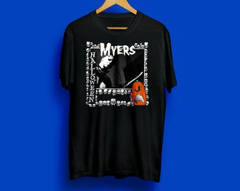 Michael Myers Halloween/Misfits Inspired T-Shirt