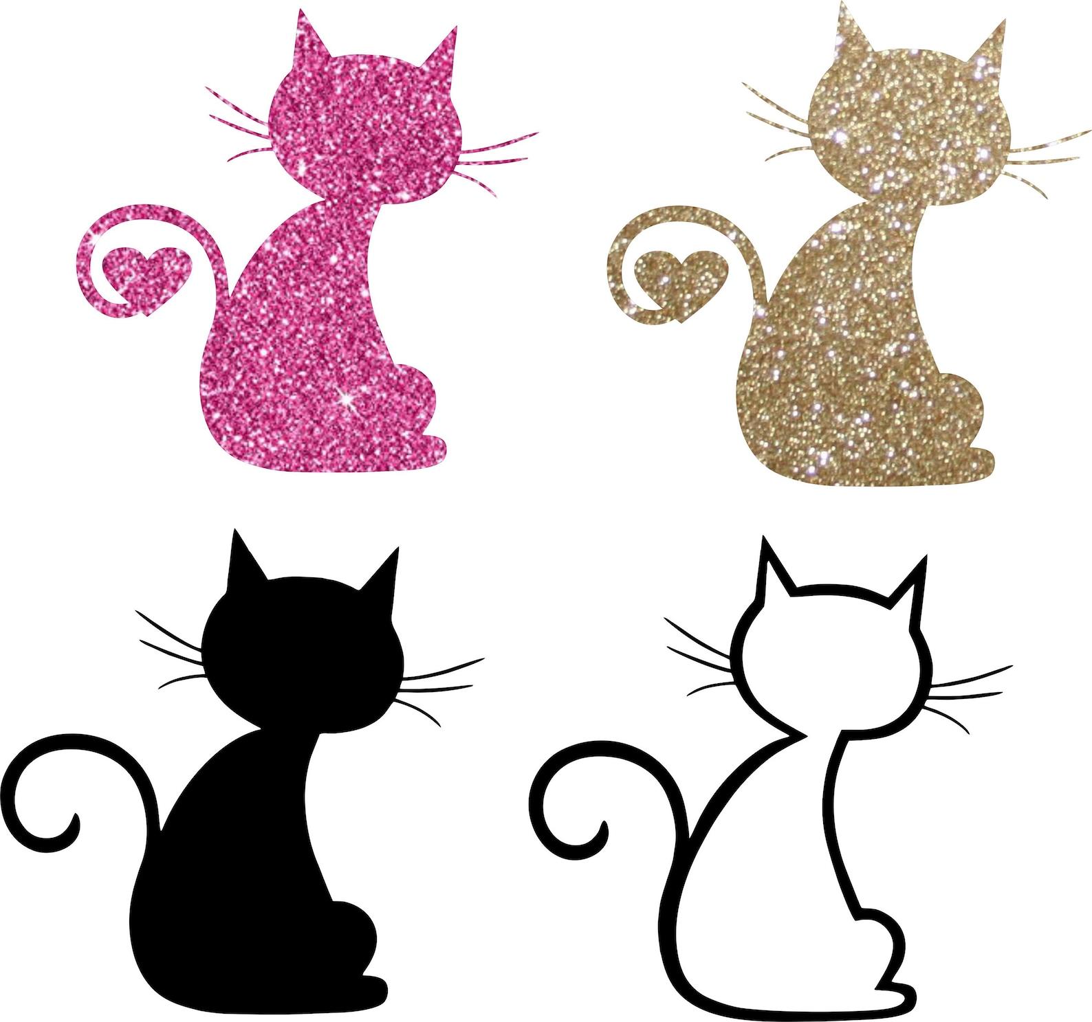 картинки котиков для вырезания