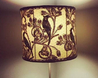 Handmade and Handcrafted Lampshade