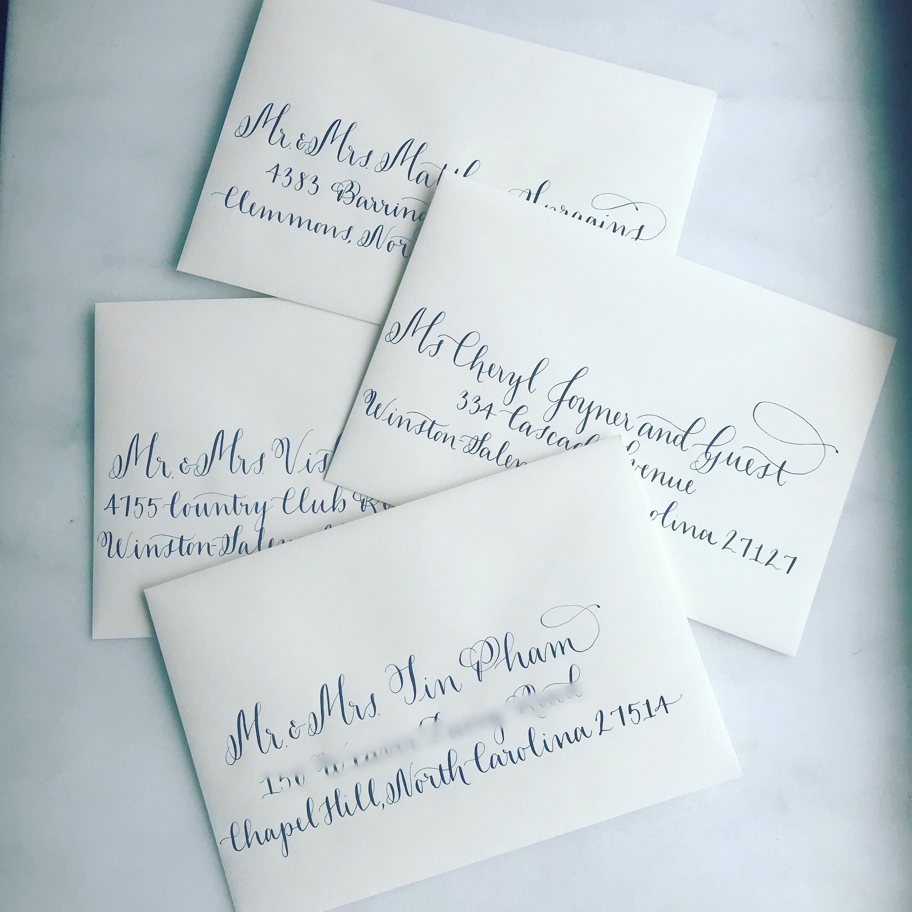formal wedding calligraphy addressing envelope addressing elegant