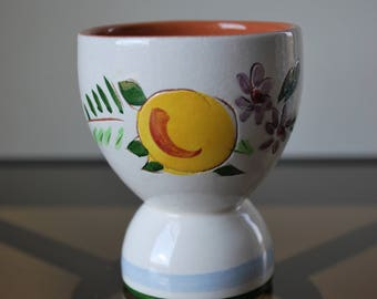 Stangl Fruit and Flowers Egg  Cup - #4030 - Mid Century Dinnerware