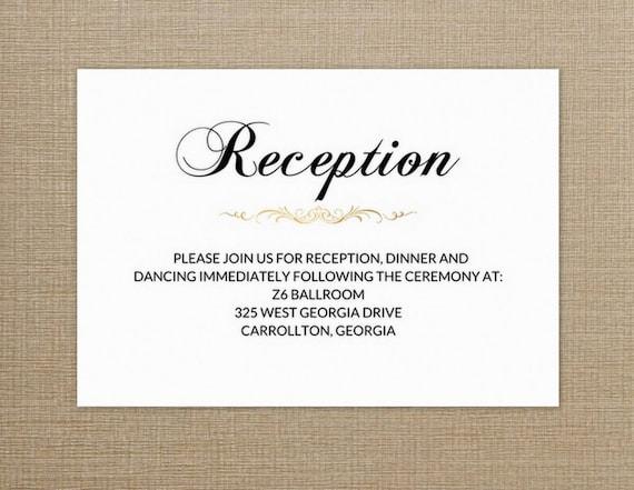 wedding reception cards wedding reception invitation wedding