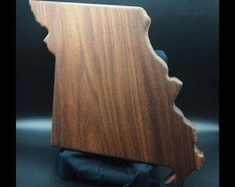 Missouri State, Cutting Board, Walnut