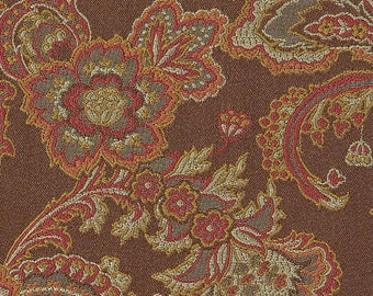 Brocade Upholstery Fabric Etsy
