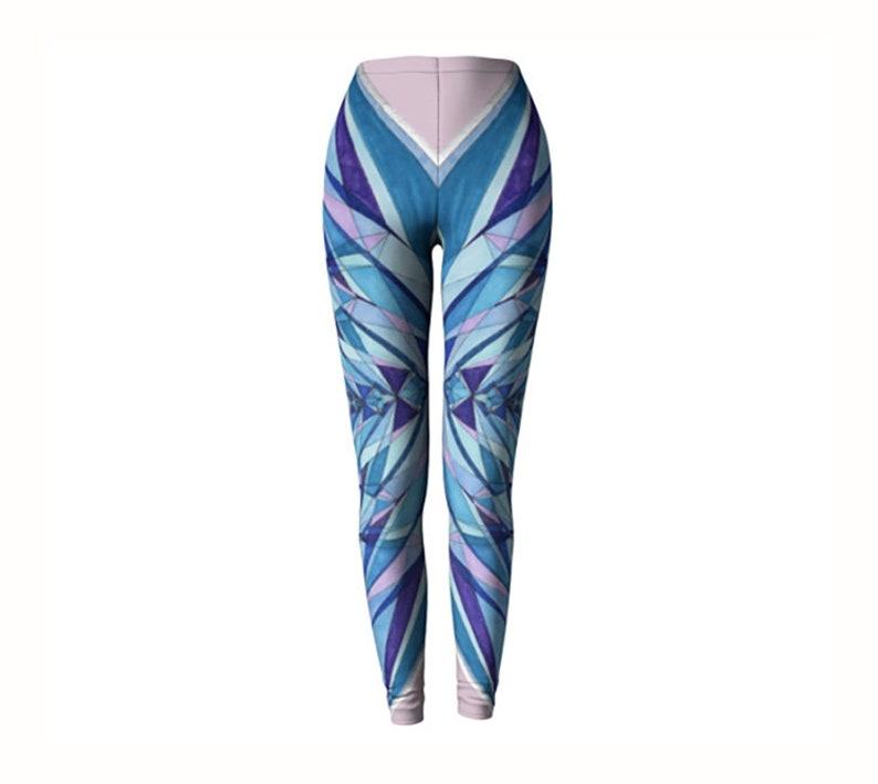 Yoga Clothing Yoga Pants Colorful Leggings Leggings Women Workout Leggings Womens Yoga Leggings Yoga Leggings Blue Yoga Leggings