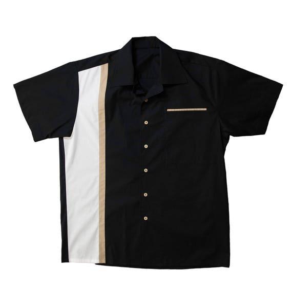 style TIMOTHY Rockabilly Modern Shirt Bowling 0wABUqv