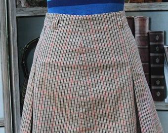 eaa90935ab Vintage Old Navy Plaid Skirt
