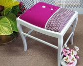 Sweet little stool - Please see full description for shipping fees