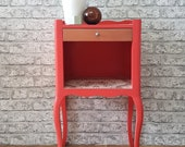 Professionally Upcycled Side Table