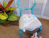 Gorgeous balloon back zip chair - Please see full description for shipping fees