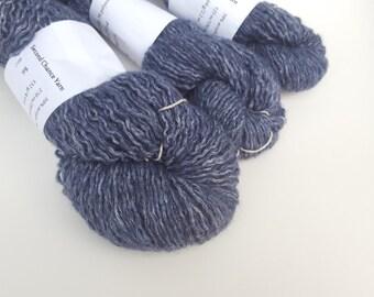 Denim recycled yarn   Etsy