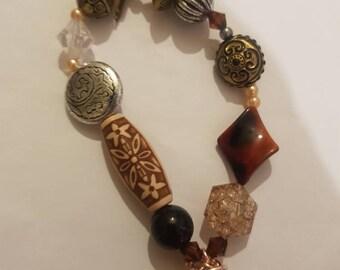 Tiger's-eye stone Bracelet